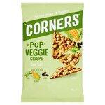 Corners Pop Veggie Corn Peas and Bean Sea Salt 85g