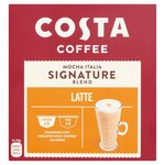 Costa Signature Blend Latte By Nescafe Dolce Gusto Pods 16 per pack