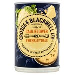 Crosse And Blackwell Best Of British Cauliflower and Wensleydale Soup 400g