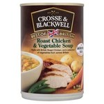 Crosse And Blackwell Best Of British Chicken Soup 400g