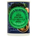 Crosse And Blackwell Best Of British Green Vegetable and Kale Soup 400g
