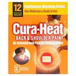 Cura Heat Heat Pack 3pk