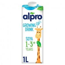 Alpro Junior 1+ Soya Milk Alternative 1L