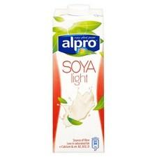 Alpro Light Uht Soya Milk Alternative 1L