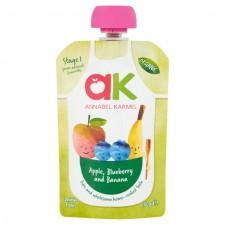 Annabel Karmel Organic Apple Blueberry and Banana 100g