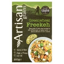 Artisan Grains Greenwheat Freekeh 200g