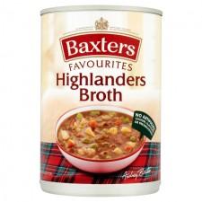 Baxters Favourites Highlanders Broth 400g