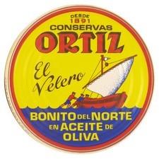 Brindisa Ortiz Bonito Tuna Fillets in Olive Oil 158g