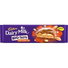 Cadbury Dairy Milk Big Taste Peanut Caramel Crisp 278g