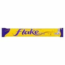 Cadbury Flake Chocolate Bar
