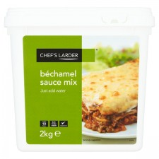 Chefs Larder Bechamel Sauce Mix 2kg