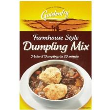 Goldenfry Original Farmhouse Dumpling Mix 142g