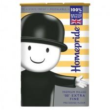 Homepride Premium Milled Extra Fine Flour 1kg
