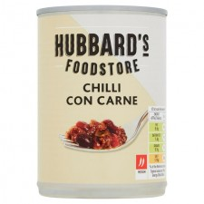 Hubbards Foodstore Chilli Con Carne 392g can