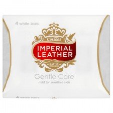 Imperial Leather Gentle Care Soap Bar 4x100g