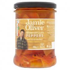 Jamie Oliver Grilled Peppers Antipasti 280g