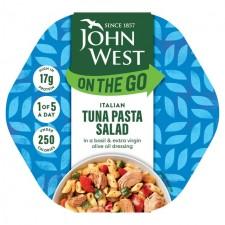 John West Italian Style Tuna Lunch on the Go 220g