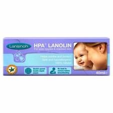 Lansinoh Lanolin Nipple Cream 40ml