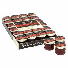 Lichfields Extra Fruit Strawberry Jam 24 x 28g