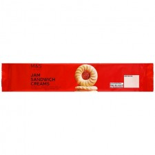 Marks and Spencer Jam Sandwich Creams 150g