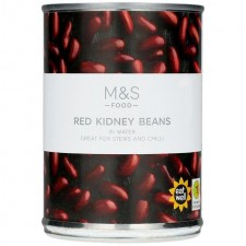 Marks and Spencer Red Kidney Beans in Water 400g
