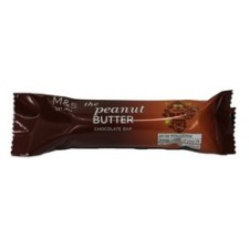 Marks and Spencer The Peanut Butter Chocolate Bar 36g