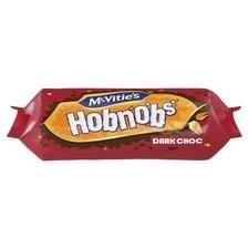 McVities Dark Chocolate Hobnobs 262g