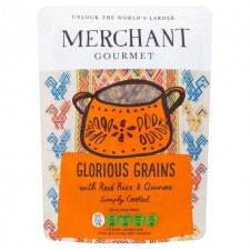Merchant Gourmet Glorious Grains with Red Rice and Quinoa 250g