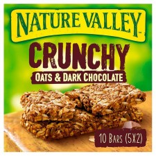 Nature Valley Oats And Chocolate 5 Pack