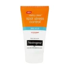 Neutrogena Visibly Clear Spot Stress Control Daily Scrub 150ml