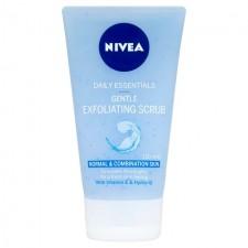 Nivea Daily Essentials Gentle Exfoliating Face Scrub 150ml