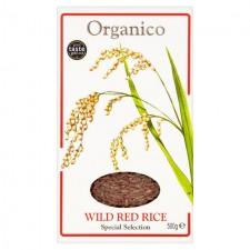 Organico Wild Red Rice 500g