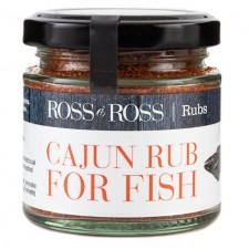 Ross and Ross Cajun Rub for Fish 50g