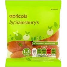 Sainsburys Apricots 40g