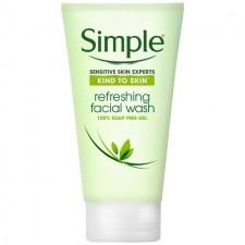 Simple Refreshing Facial Wash Gel 150ml