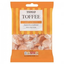 Tesco Dairy Toffee 175g