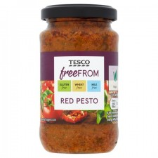 Tesco Free From Red Pesto 190G
