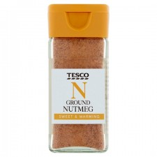 Tesco Ground Nutmeg 52g