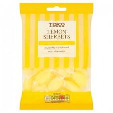 Tesco Lemon Sherbets 200g