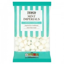 Tesco Mint Imperials 200g