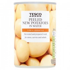 Tesco New Potatoes 300g