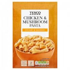 Tesco Pasta In Sauce Chicken and Mushroom 120g