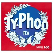 Typhoo Tea 160 Teabags