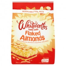 Whitworths Flaked Almonds 150g