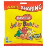 Bassetts Jelly Babies 400g bag