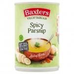 Baxters Vegetarian Spicy Parsnip Soup 400g