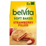 Belvita Soft Bakes Strawberry Filled 5 x 50g