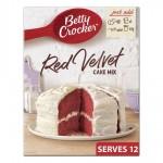 Betty Crocker Red Velvet Cake 425g