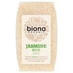 Biona Organic Jasmine Rice White 500g
