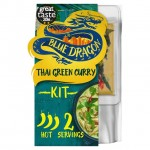 Blue Dragon Thai Green Curry 3 Step Kit 225g